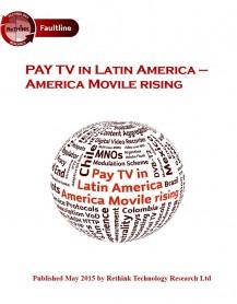 Pay TV in Latin America - America Movile rising